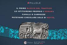 Pillole di Citylus / Curiosità sulal città di Roma, i suoi abitanti, i suoi luoghi e le sue tradizioni...