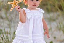 Baby beach photoshoot