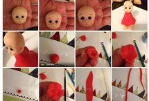 Figurak, babák