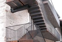 Balcons/escales exteriors