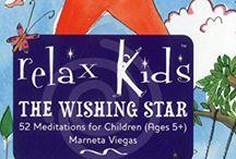 Relax Kids Series / Mindfulness Books for Children