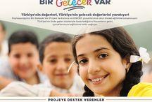 Paylaşacağımız Bir Gelecek Var / Unicef'in okul öncesi eğitim projesine destek vermek için geliştirilen Türkiye'nin Değerleri, Gelecek Değerleri Yaratıyor ve Paylaşıyor teması ile Paylaşacağımız Bir Gelecek Var projesi, Karaca'nın katkılarıyla ile hayat buldu. bit.ly/KaracaUnicef
