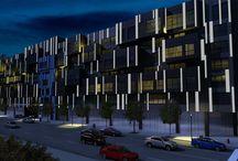3D renderings gallery / 3D architectural renderings