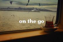 On The Go | Sur le pouce