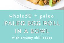 Whole30 Recipes / Whole30 Recipes.  For more ideas visit www.beforeverhealthier.com!