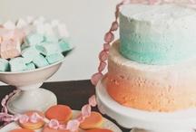 Bolos para festas / Inspirações de bolos para festas