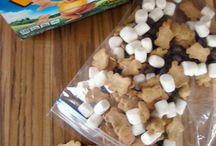Kids - Snack & Lunch Ideas
