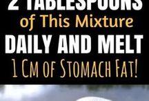 Tummy fat burner recipe