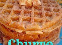 Pancakes/ Flapjacks/ Waffles