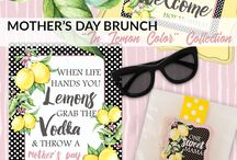 Mothers Day Party Ideas