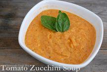 Soups / Soup Recipes. Simple Soup Ideas. Soups to Serve.