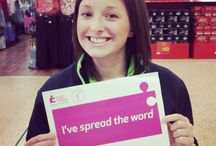 Asda #spreadtheword / by Breast Cancer Now