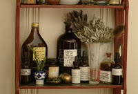 "Apothecary / ""The best and most efficient pharmacy is within your own system.""  ~Robert C. Peale / by Lani E."