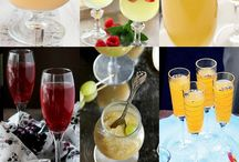 My Favorite Apps & Cocktails for New Year's Eve Entertaining / by Lisa Johnson Sevajian