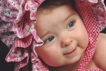 Baby bonnet (for Annabella)