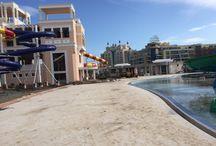 Sunset Resort Water Park - Construction Updates - 16.02.2016