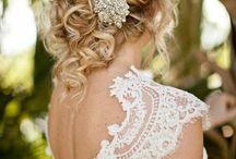 Katy wedding hair