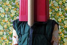 Crazy headgear