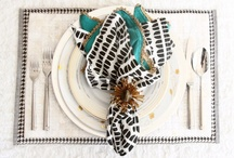 Dinner Party ideas / by Brittany Spencer