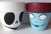 Painting Pots Pretty