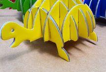 papercut animaux