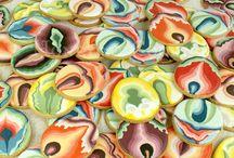 Печенье абстрактное