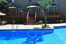 Vanderburg Estate Pool Home for Sale   4598 Chanel Ct Concord NC