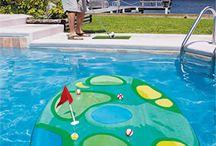 Fun Pool Accessories!