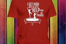 Friends and Family Tee Shirts