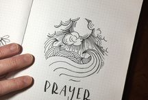 Prayer bullets/journal