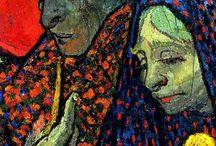 Vincent van Gogh / Art Works by Vincent Van Gogh!