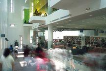 Modern public libraries