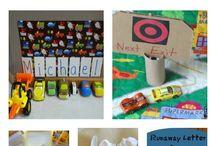 Preschool language activities / by Pam Phillips