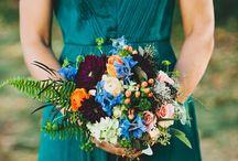 Enchanting Summer Wedding by La Petite Fleur