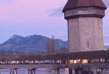 Switzerland / Traveling ideas and inspiration, all about Switzerland.