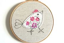 :: Freehand Embroidery ::