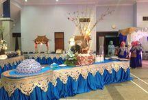 Berkah Catering - Wedding Catering at Ged. PU Binamarga