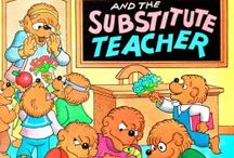 School: Substitute / by Charity Lane