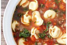soups / by Monica Marquez Murphy