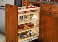 Huggy Bear's Cabinet Accessories