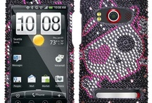 phone cases for HTC evo 4g & 4g lte / by Abbie Outland