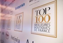 Gala Top100 2016 / A selection of the most beautiful images of the 2016 French Best Shop Awards Gala in Paris