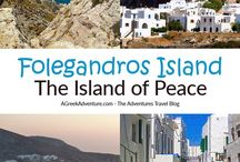 Travel to Folegandros