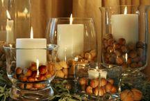 Gorgeous Thanksgiving Tables
