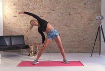 Training Sophia Thiel