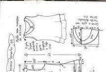 Gömlek ve Bluz Kalıpları