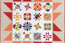 Sampler Quilt Setting Ideas