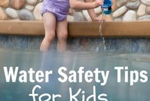 September is Baby Safety Month / September is Baby Safety Month so we have created a board on how to keep babies safe by the pool and water slides of course!