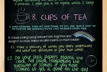 Study Tips/Revision