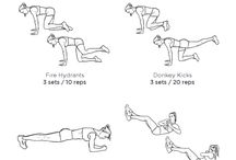 legs and bum workouts